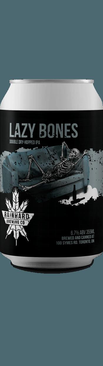 Image of Lazy Bones bottle
