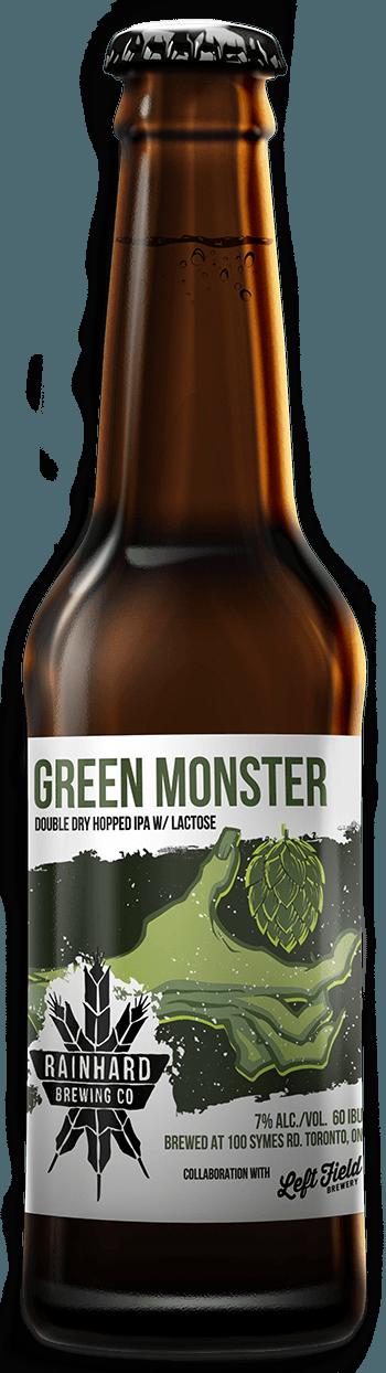 Image of GREEN MONSTER bottle