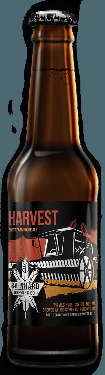 Image of Harvest bottle