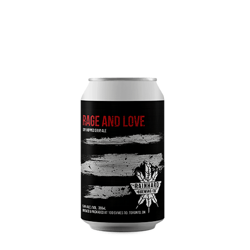 Picture of RAGE AND LOVE Bottle