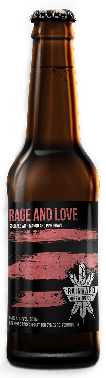 Image of RAGE AND LOVE (M/PG) bottle