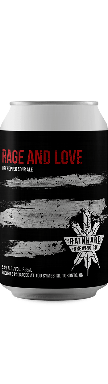 Image of RAGE AND LOVE bottle
