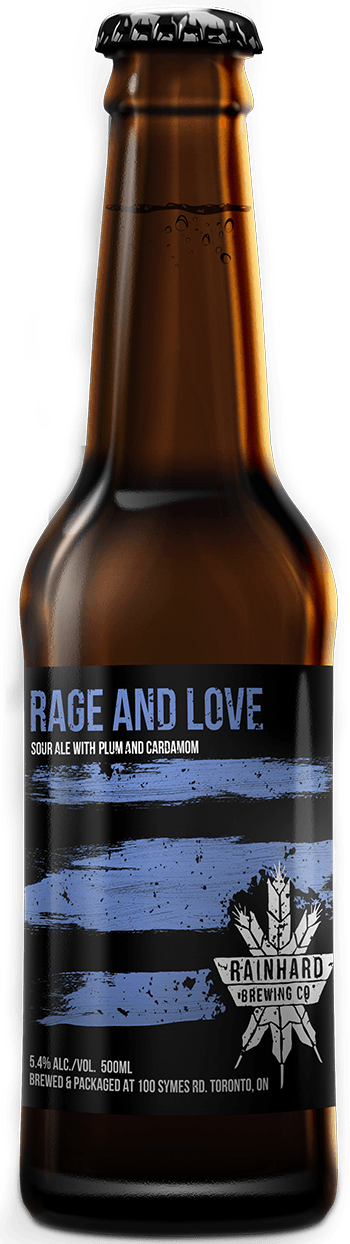 Image of Rage And Love (Plum + Cardamom) bottle