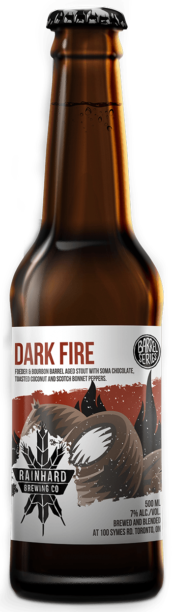 Image of Dark Fire bottle