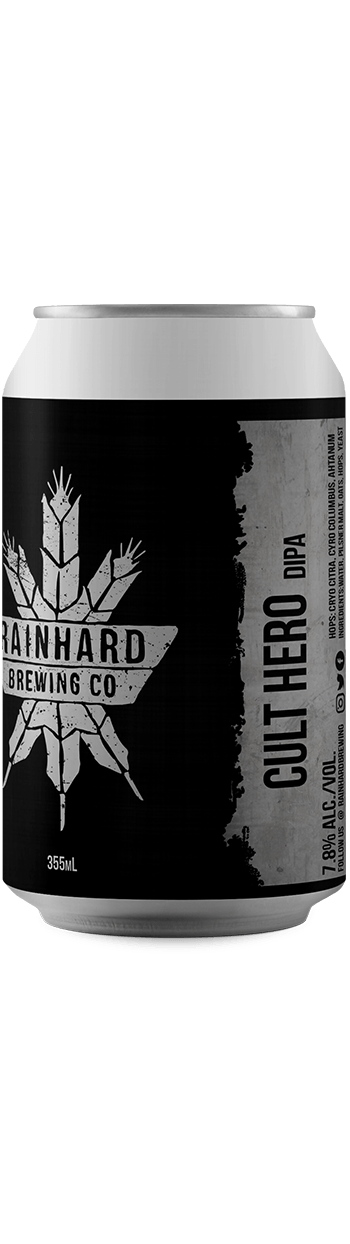 Image of Cult Hero bottle