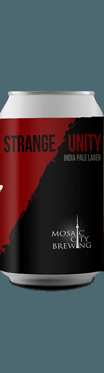 Image of STRANGE UNITY bottle