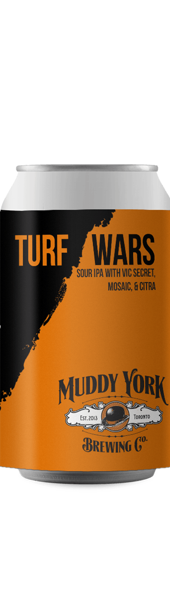 Image of TURF WARS bottle