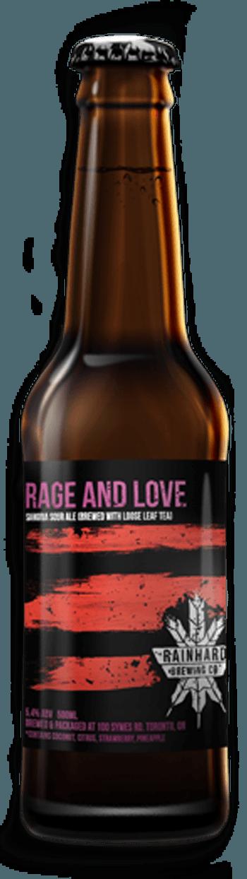 Image of RAGE & LOVE SANGRIA SOUR bottle