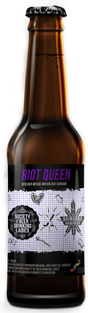 Image of RIOT QUEEN BLACK CURRANT bottle