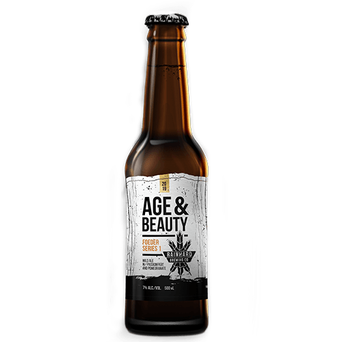 Picture of Age & Beauty #1 Bottle
