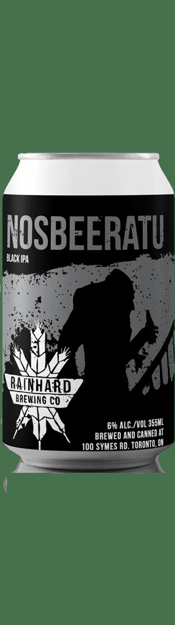 Image of Nosbeeratu Black IPA bottle