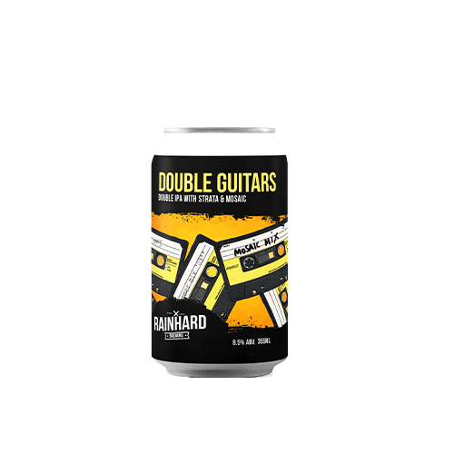 Picture of Double Guitars Bottle